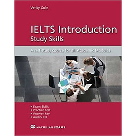 IELTS Introduction: Study Skills With Exam Test, Practice With Audio CD - Paperback