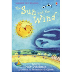 Usborne First Reading Level One: The Sun and the Wind