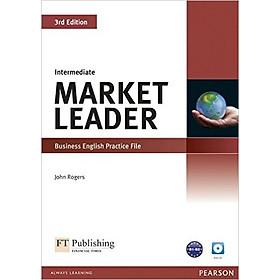 Market Leader ( 3 Ed.) Inter: Practice File With CD - Paperback