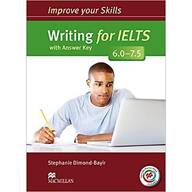 Improve Your IELTS Skills 6 - 7.5: Writing Skills With Key & MPO Pack - Paperback