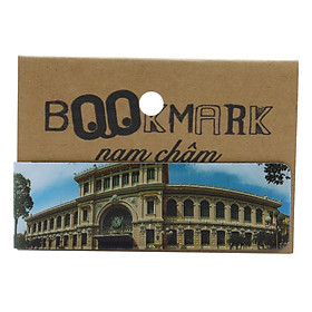 Bookmark Nam Châm Kính Vạn Hoa - Bưu Điện