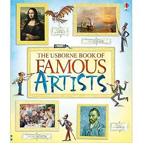 Usborne Book of Famous Artists