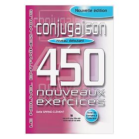 450 Conjugaison Niveau Débutant