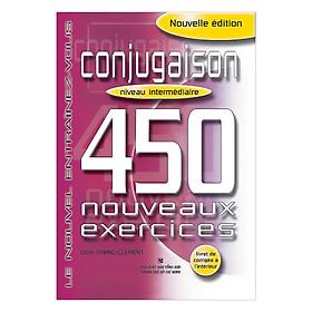 450 Conjugaison Niveau Intermédiare