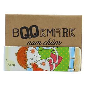 Bookmark Nam Châm Kính Vạn Hoa - Mom, You Are My World