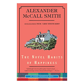 The Novel Habits Of Happiness - Isabel Dalhousie Series