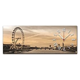 Hình đại diện sản phẩm Tranh Đồng Hồ Suemall TN150506 - London Cổ Xưa