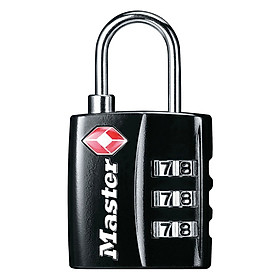 Khóa Móc Master Lock 4680EURDBLK (30mm)