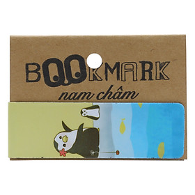 Bookmark Nam Châm Kính Vạn Hoa - Mom, You Are So Cool