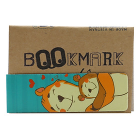 Bookmark Nam Châm Kính Vạn Hoa - Love Mom