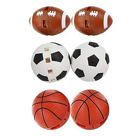Bóng Khử Mùi Giày, Túi Xách Sneaker Balls Mỹ Sport M20-220 (6 Bóng)