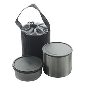 Hộp Cơm Giữ Nhiệt Inox Pearl Metal
