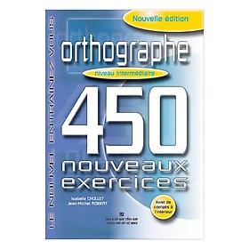 450 Orthographe Niveau Intermédiare