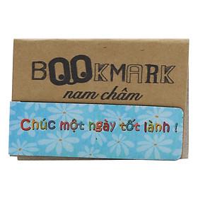 Bookmark Nam Châm Kính Vạn Hoa - Chúc Một Ngày Tốt Lành