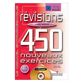 450 Révisions Niveau Avancé (Không Kèm CD)