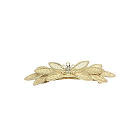 Kẹp Tóc Hoa 12 Cánh Nhỏ Osewaya HA600-3078 - Vàng