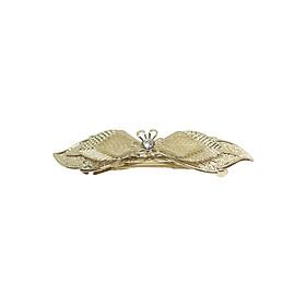 Kẹp Tóc Hoa Nhỏ 3 Tầng Osewaya HA600-0275 - Vàng