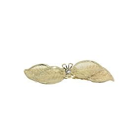 Kẹp Tóc Hoa Nhỏ Osewaya HA600-6270 - Vàng