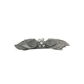 Kẹp Tóc Hoa Nhỏ 3 Tầng Osewaya HA600-0276 - Đen