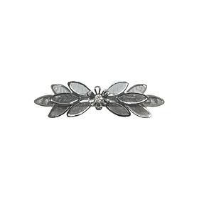 Kẹp Tóc Hoa 12 Cánh Nhỏ Osewaya HA600-3071 - Đen