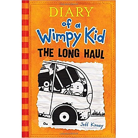 Diary of a Wimpy Kid: The Long Haul (Hardcover)