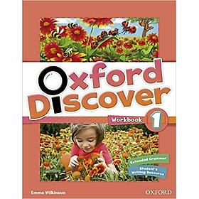 Oxford Discover 1: Workbook - Paperback