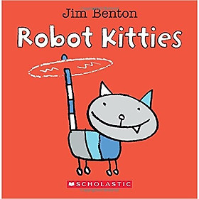 Robot Kitties : An Up and Down Book