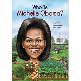 Who Is Michelle Obama? - Paperback