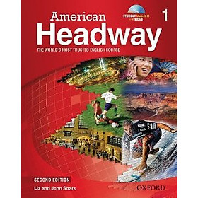 American Headway 1 : Student Book and CD Pack