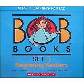 Bob Books Set 1 : Beginning Readers (Boxed Set)