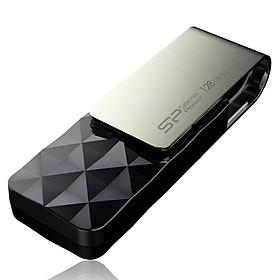 USB Silicon Power Blaze B30 128GB - USB 3.0 - Hàng Chính Hãng