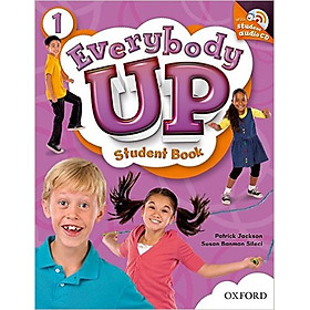 Everybody Up 1: Student Book With Audio CD Pack - Hardcover