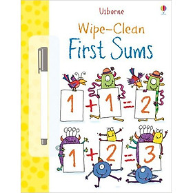 Usborne First Sums