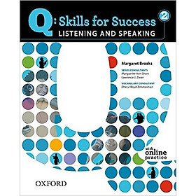 Q Skills For Success: Listening And Speaking 2: Student Book With Online Practice