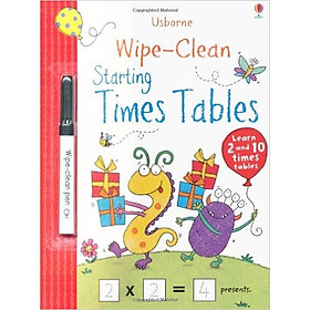 Usborne Starting Times Tables