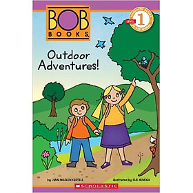 Schol Rdr Lvl 1: Bob Books: Outdoor Adventures! - Paperback