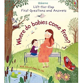 Usborne Where do babies come from?