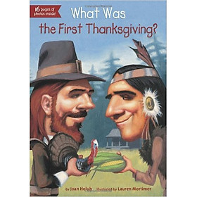 What Was The First Thanksgiving? - Paperback