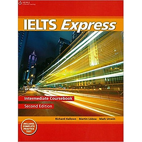 IELTS Express (2 Ed.) Inter: Course Book - Paperback