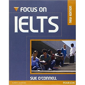 Focus On IELTS (1 Ed.): Course Book With i-Test CDROM