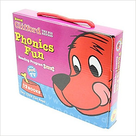 Clifford Phonics Fun Pack 2 - Paperback