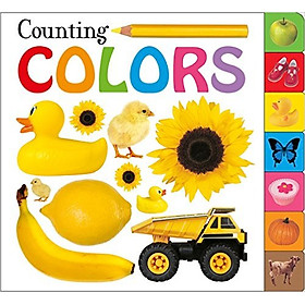 The Counting Collection: Counting Colors