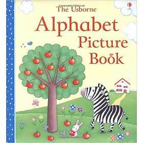Usborne Alphabet Picture Book