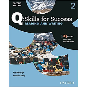 Q Skills For Success (2 Ed.) Reading And Writing 2: Student Book With Online Practice - Paperback