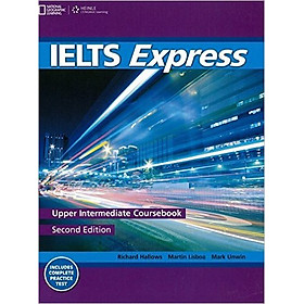IELTS Express (2 Ed.) Upper-Inter: Text - Paperback