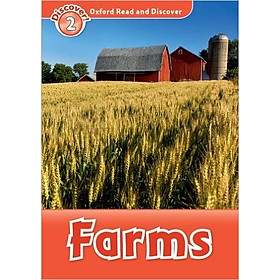 Oxford Read and Discover 2: Farms
