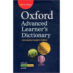 Hình đại diện sản phẩm OALD (9 Ed.): International Student Edition with DVD-ROM - Paperback