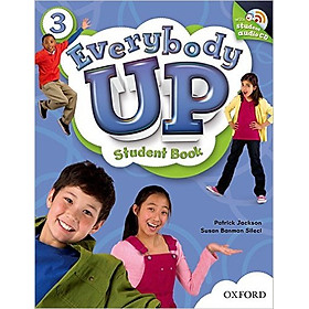 Everybody Up 3: Student Book With Audio CD Pack - Paperbook
