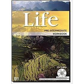 Life (BrE) Pre-Inter: Workbook With Workbook Audio CD - Paperback