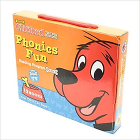 Clifford Phonics Fun Pack 3 - Paperback